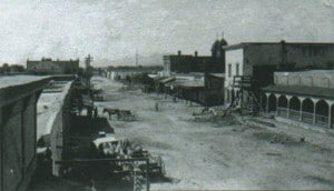 downtown las cruces nm history