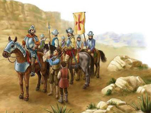 Las Cruces History Spanish Conquistadors