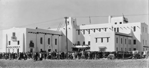 Historic Dona Ana County Courthouse