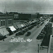 Historic downtown las cruces 1920s